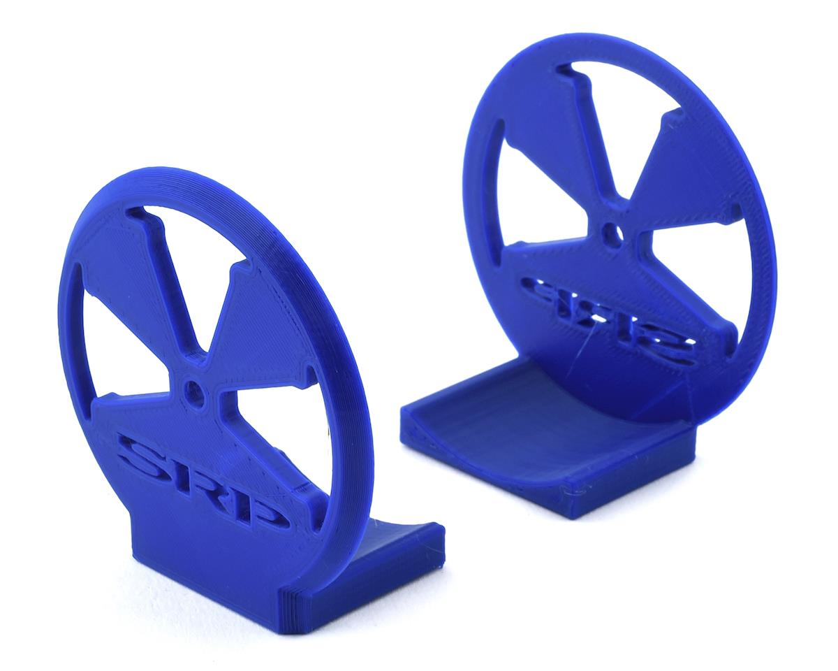 Schaffner Racing Products 1/10 Touring Car Body Wheel Well Markers (Blue)