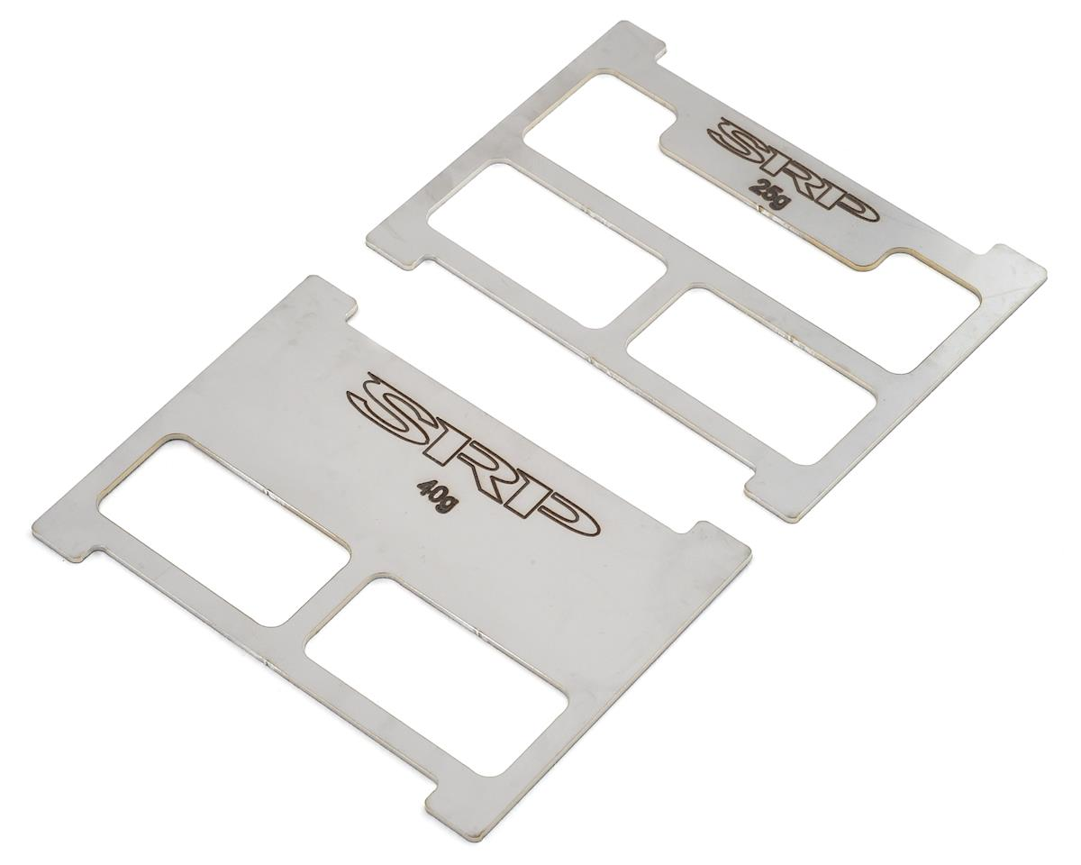 Schaffner Racing Products YZ-2 DTM 2.0-3.0 Chassis Weight Set (40g & 25g)