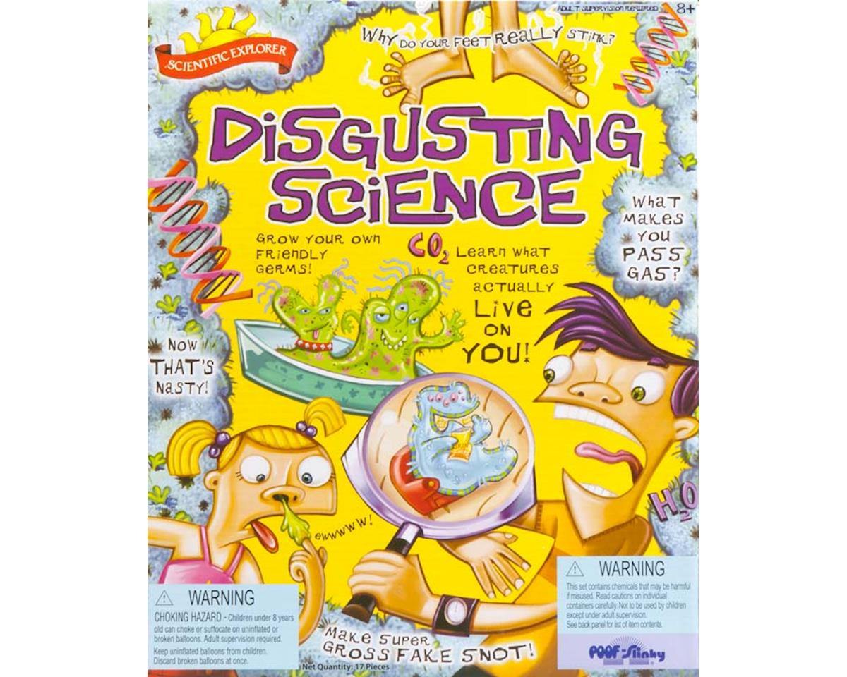 Disgusting Science