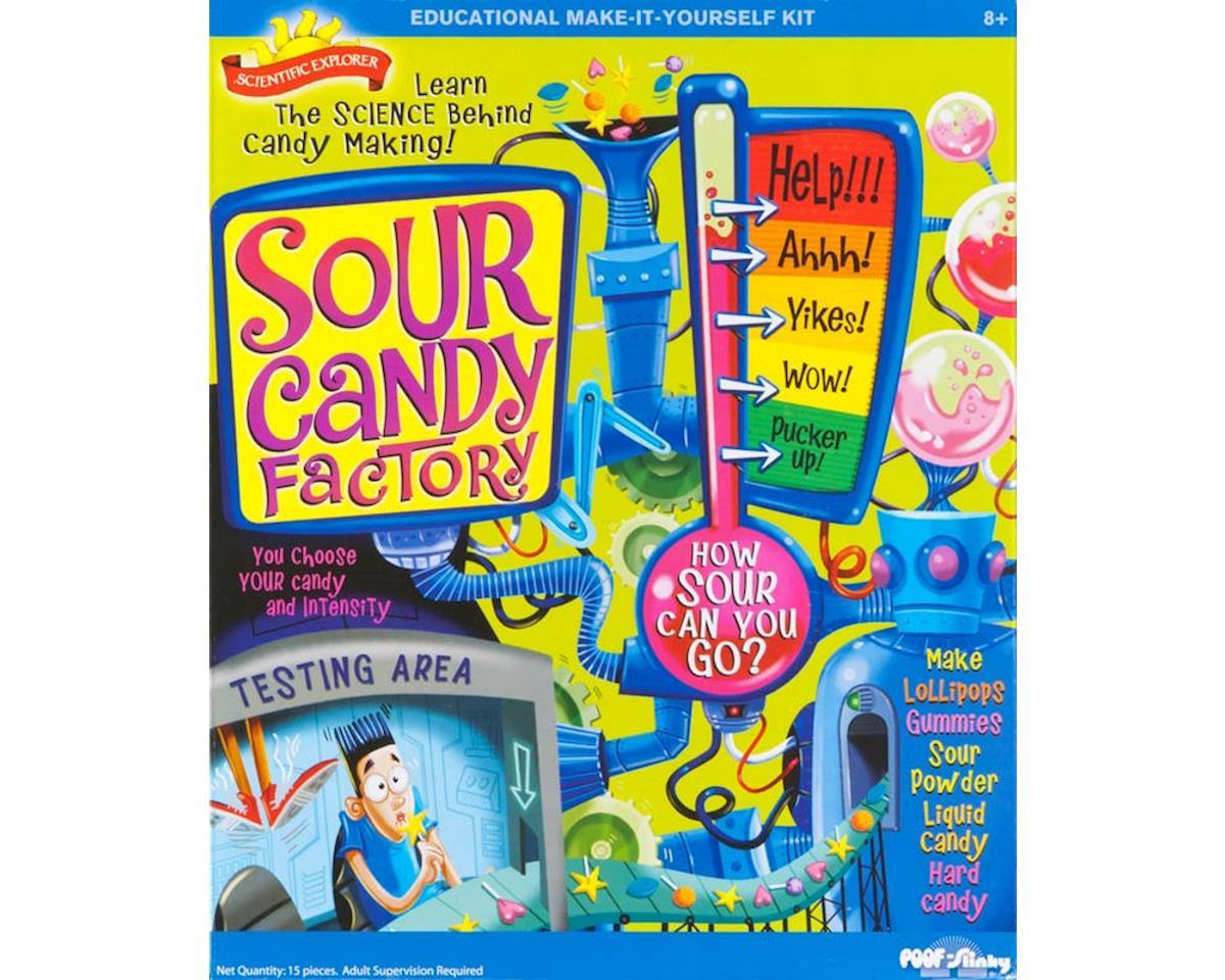 Scientific Explorer  Food Kits-Sour Candy Factory
