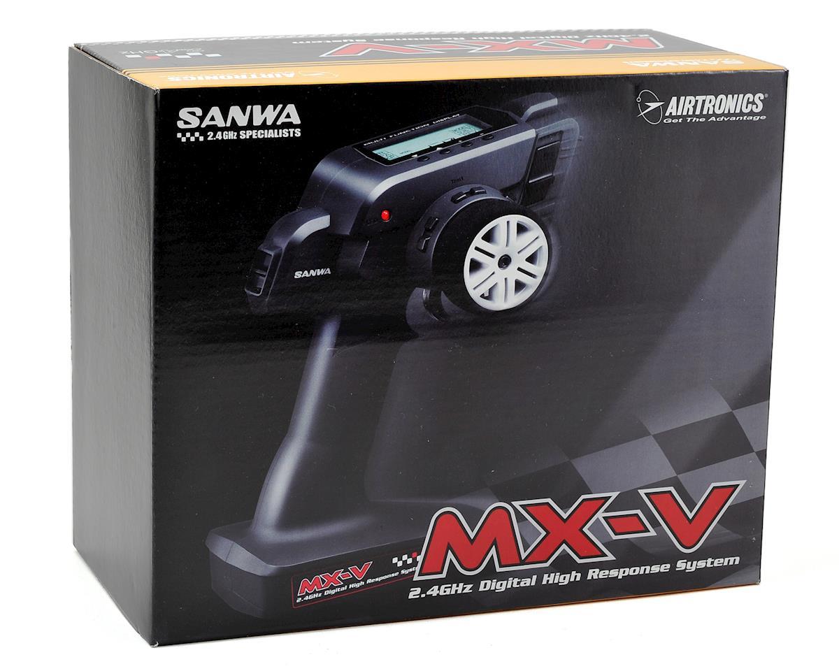 Sanwa MX-V FHSS-2 2.4GHz Radio System