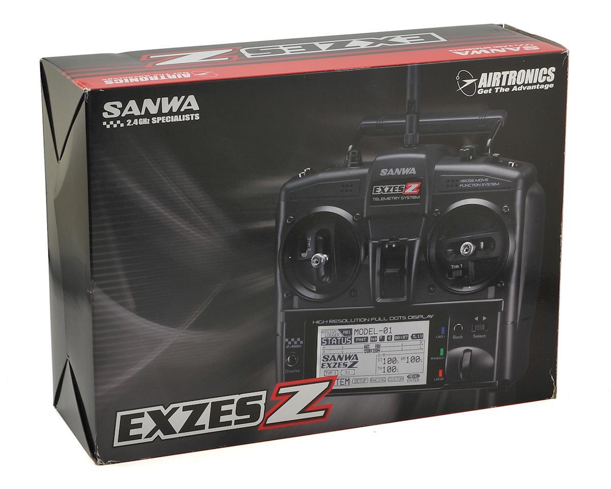 Sanwa/Airtronics EXZES Z 4-Channel 2.4GHz Radio System