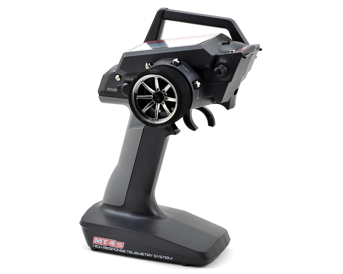 Sanwa/Airtronics MT-4S Super FH4T 4-Channel 2.4GHz Radio System