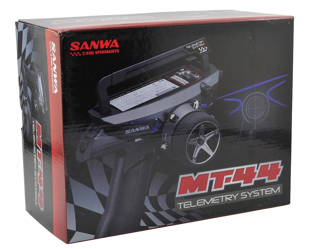 MT-44 FH4T/FH3 4-Channel 2.4GHz Radio System by Sanwa/Airtronics