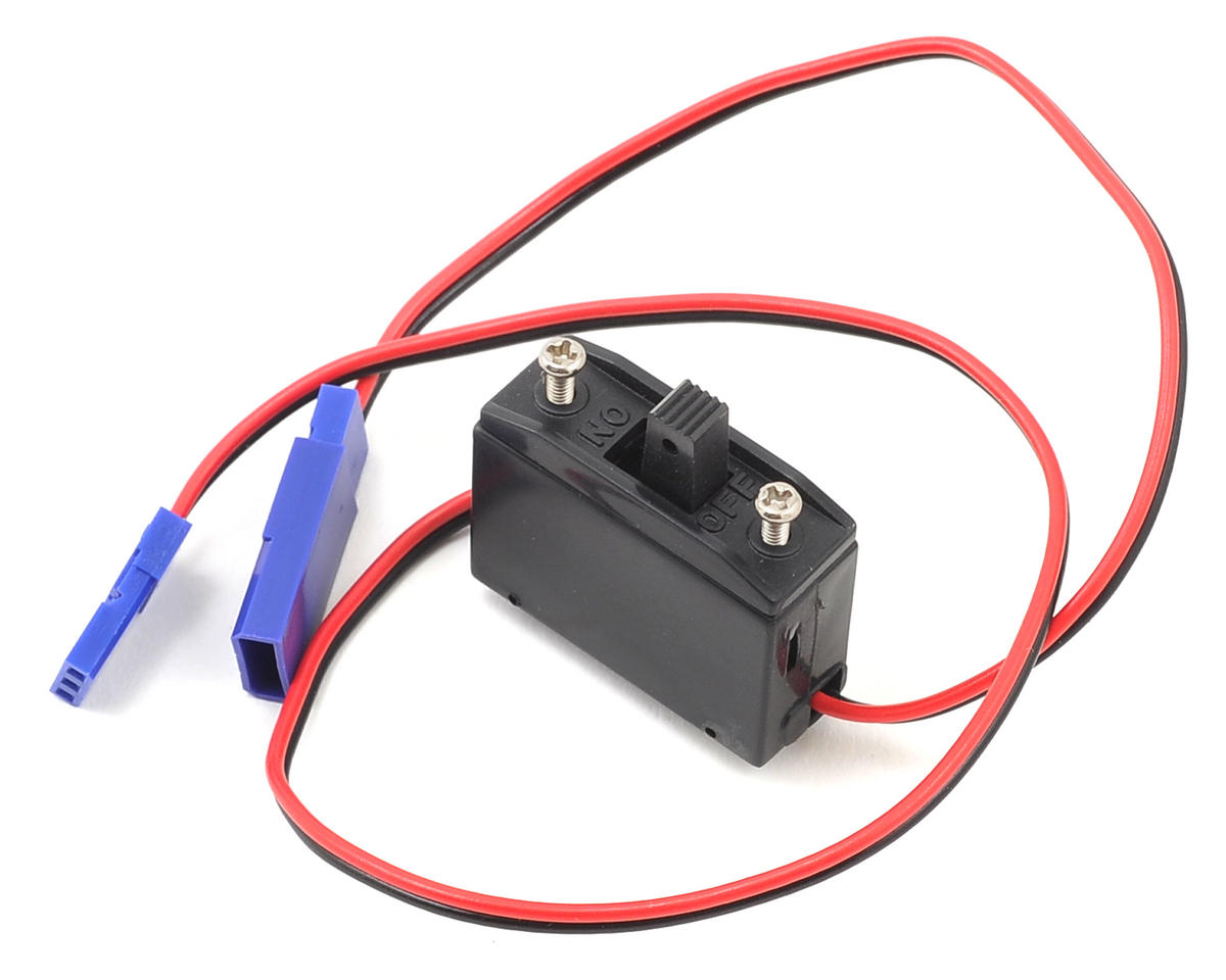 Standard Z Connector Receiver Switch Harness by Sanwa