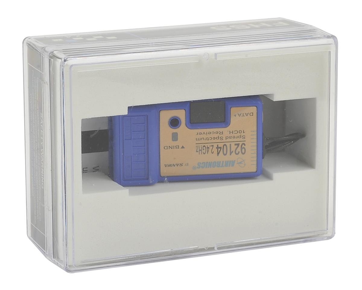 Sanwa/Airtronics RX-1011FS 2.4GHz FHSS-3 10-Channel Receiver