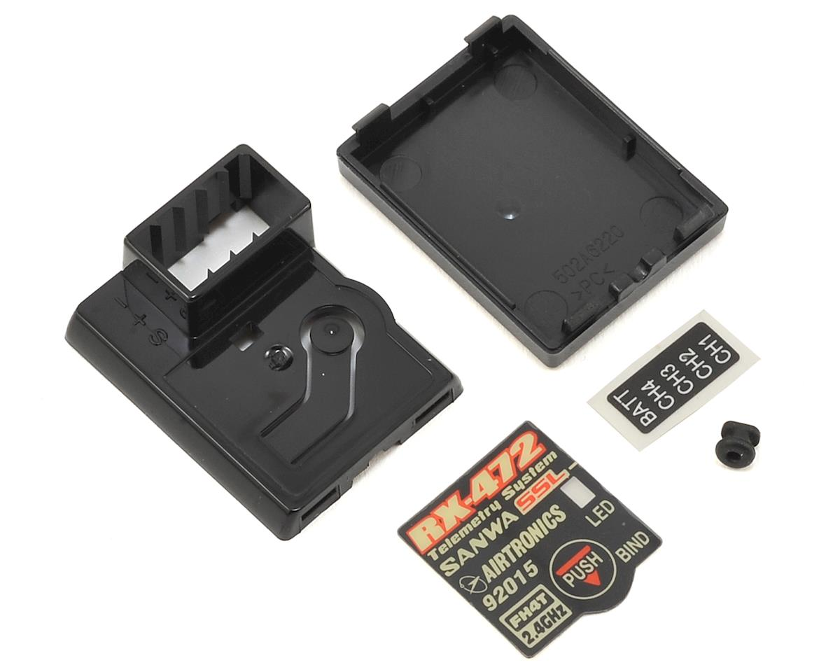 RX-472 Receiver Case Set by Sanwa/Airtronics