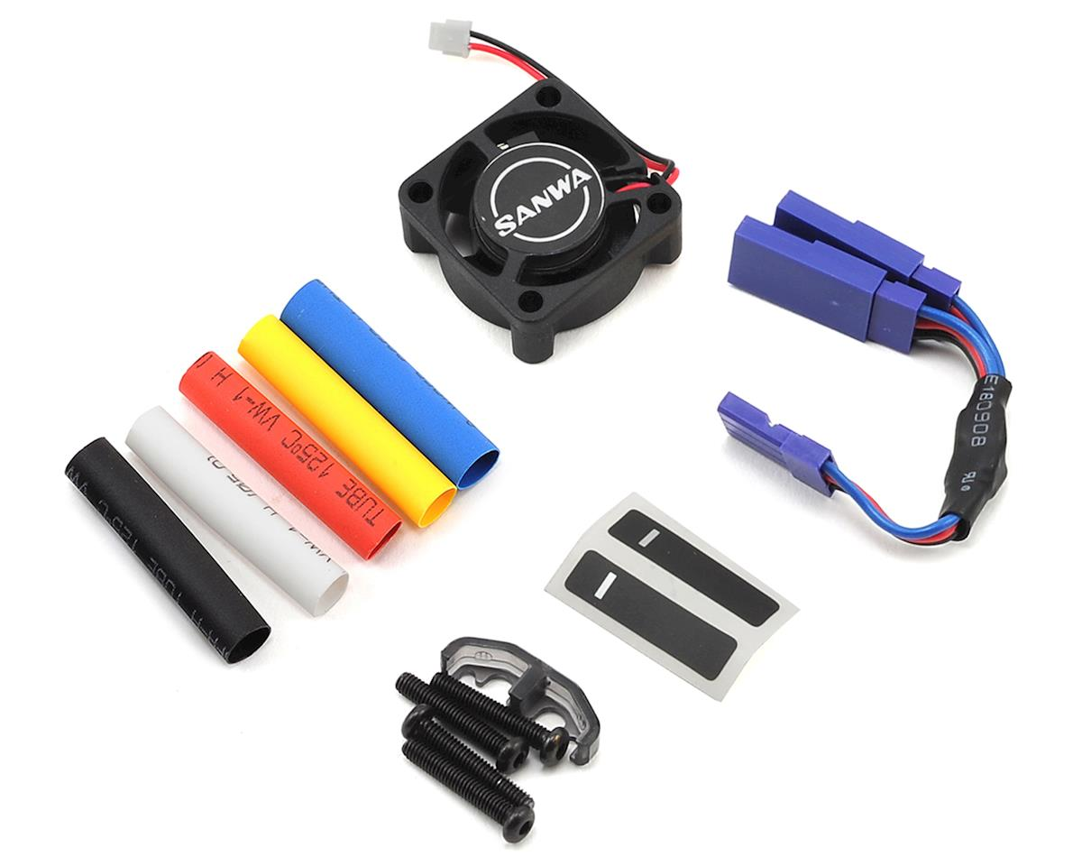 Sanwa/Airtronics SV-PLUS Type-D Brushless ESC & Receiver Combo (SSL Telemetry)