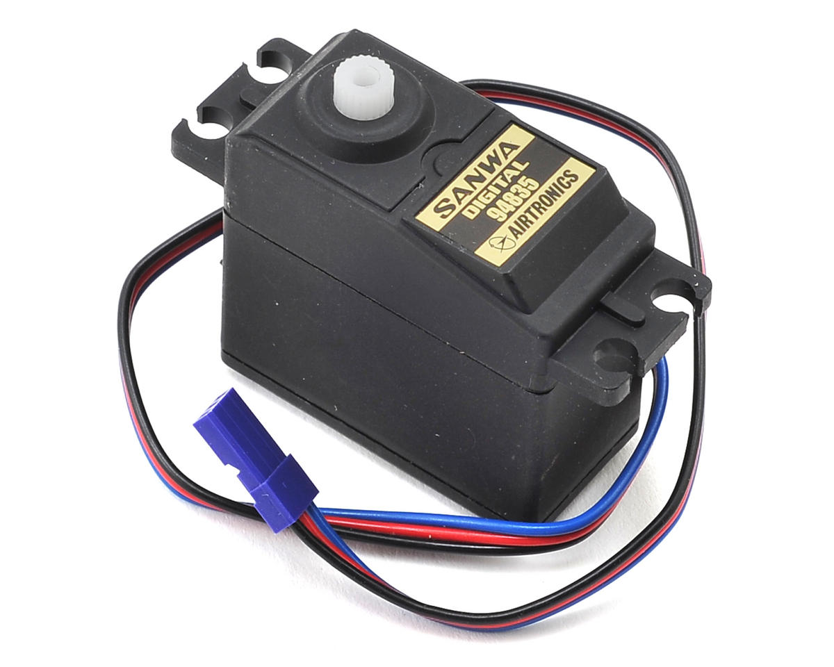 Sanwa/Airtronics 94835 Digital Standard Ball Bearing Servo