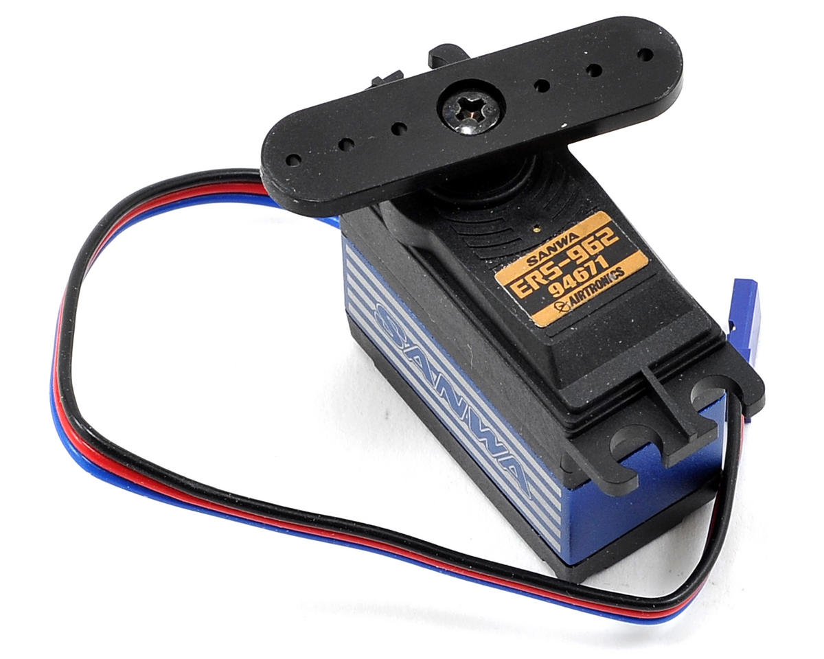 Sanwa ERS-962 HV High Torque Metal Gear Waterproof Digital Servo (High Voltage)