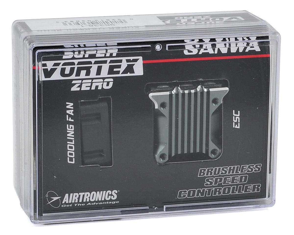 Sanwa/Airtronics Super Vortex ZERO Brushless SSL Electronic Speed Control