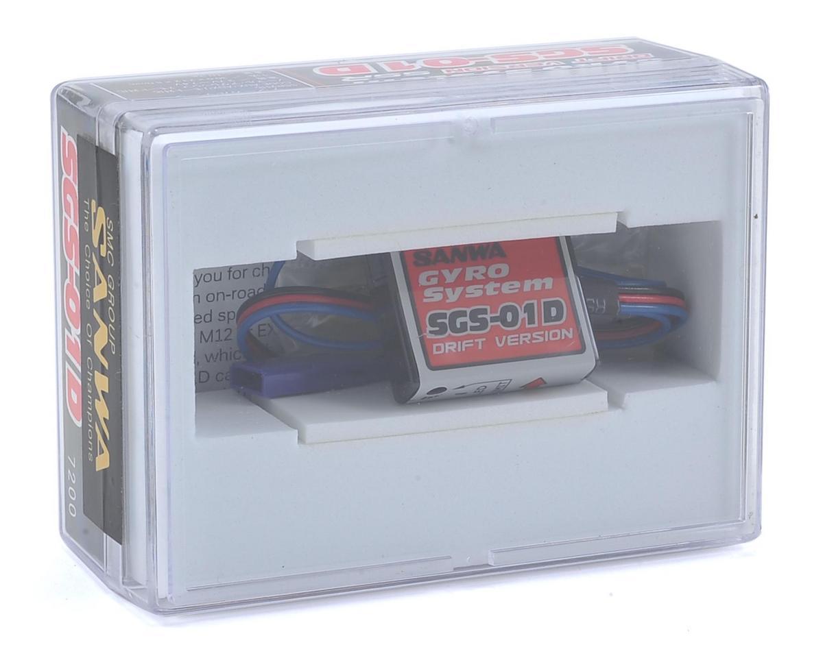 Sanwa/Airtronics SGS-01D Drift Control Gyro