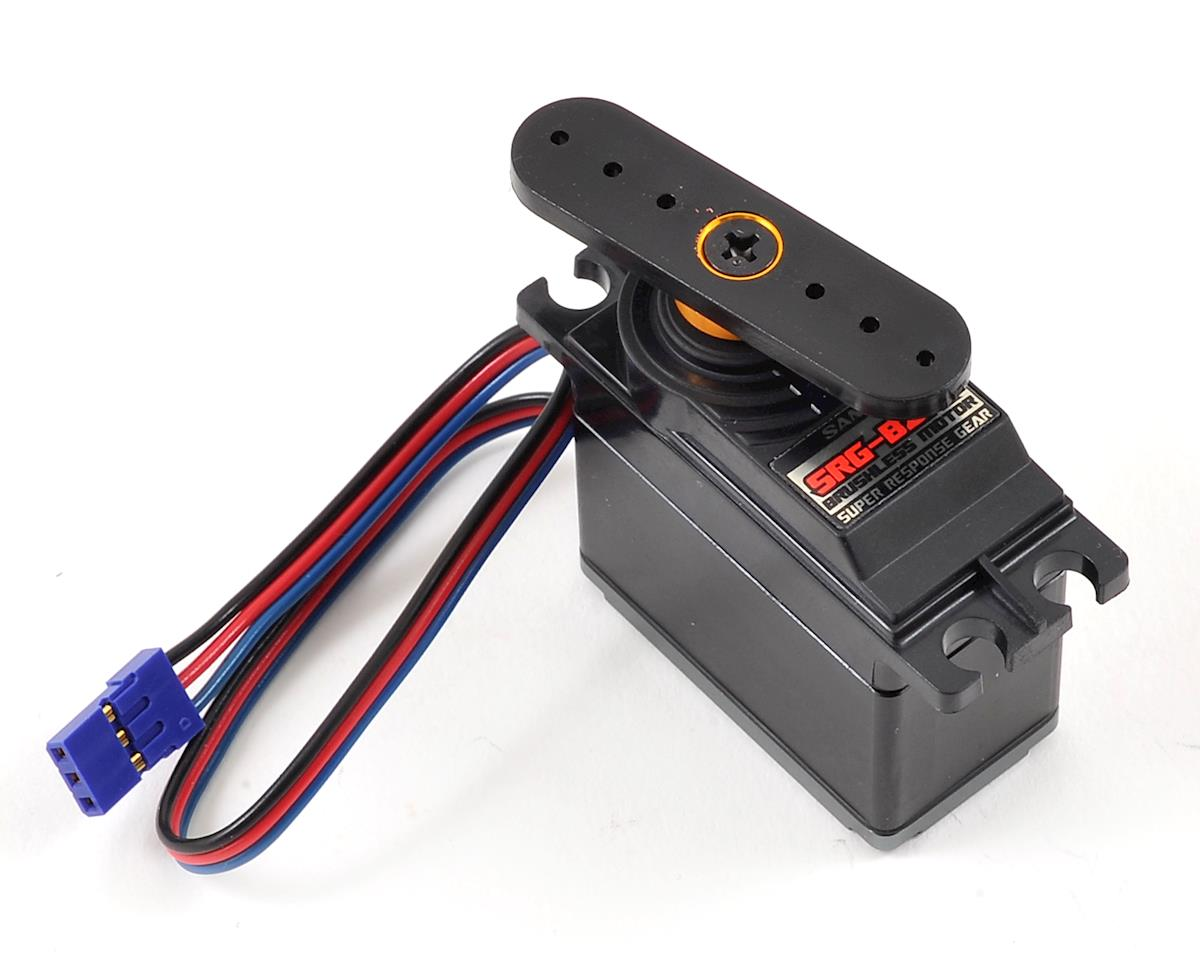 Sanwa SRG-BZX Brushless Digital Servo (High Voltage)