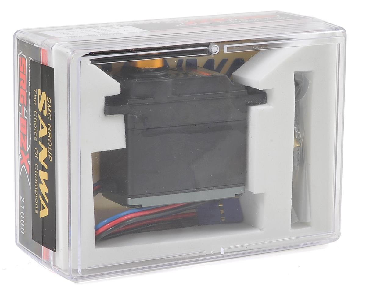 Sanwa/Airtronics SRG-BZX Brushless Digital Servo (High Voltage)