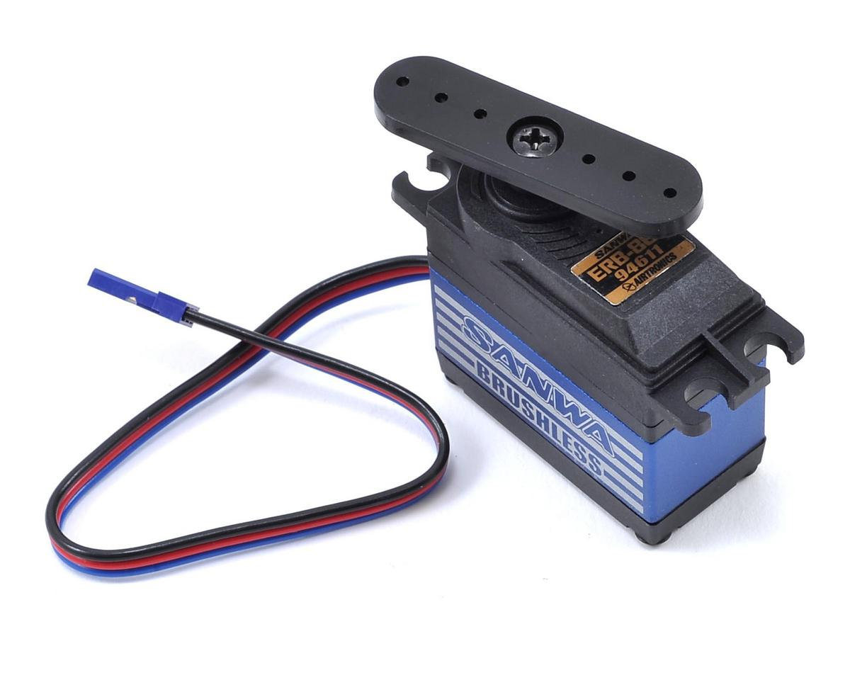 ERB-861 High Torque Waterproof Brushless Servo (High Voltage)