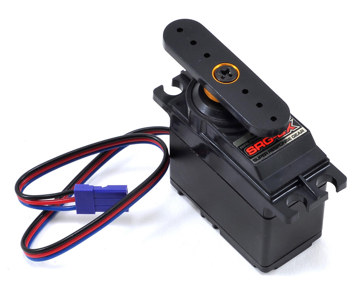 SRG-BX High Power Brushless Torque Servo (High Voltage)
