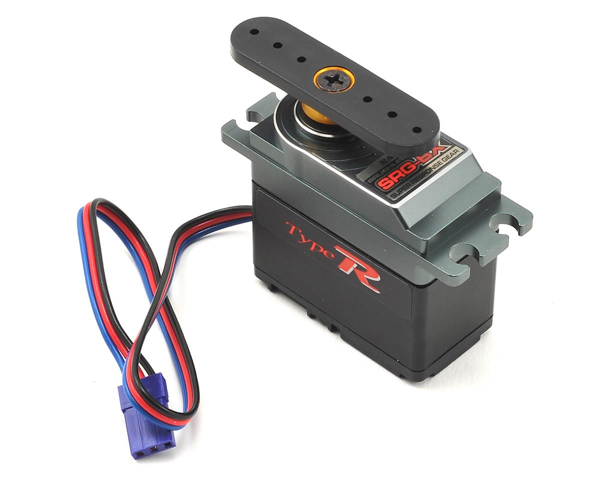SRG-BX Type-R High Power Brushless Torque Servo (High Voltage)