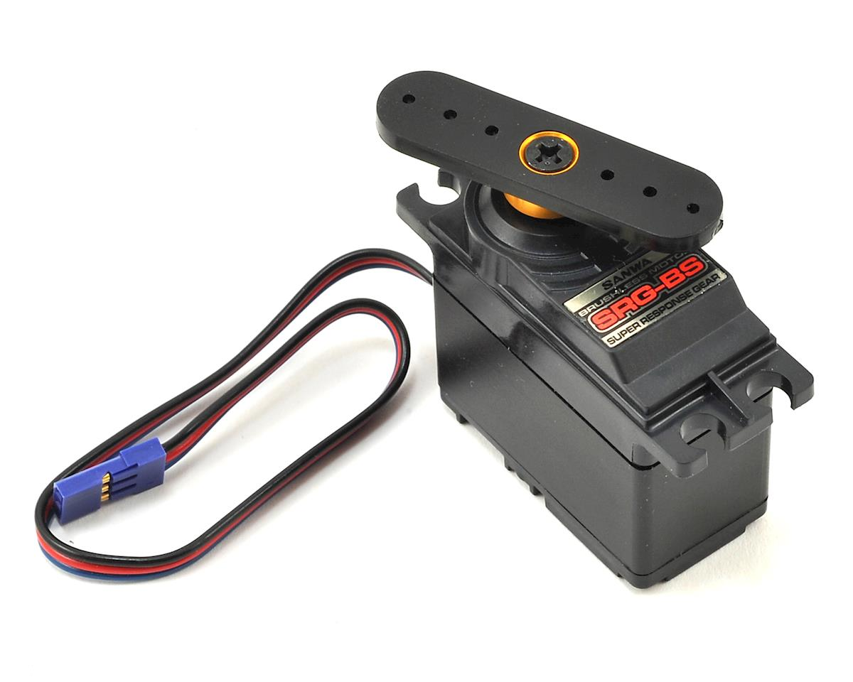 Sanwa/Airtronics SRG-BS High Speed Brushless Servo (High Voltage)