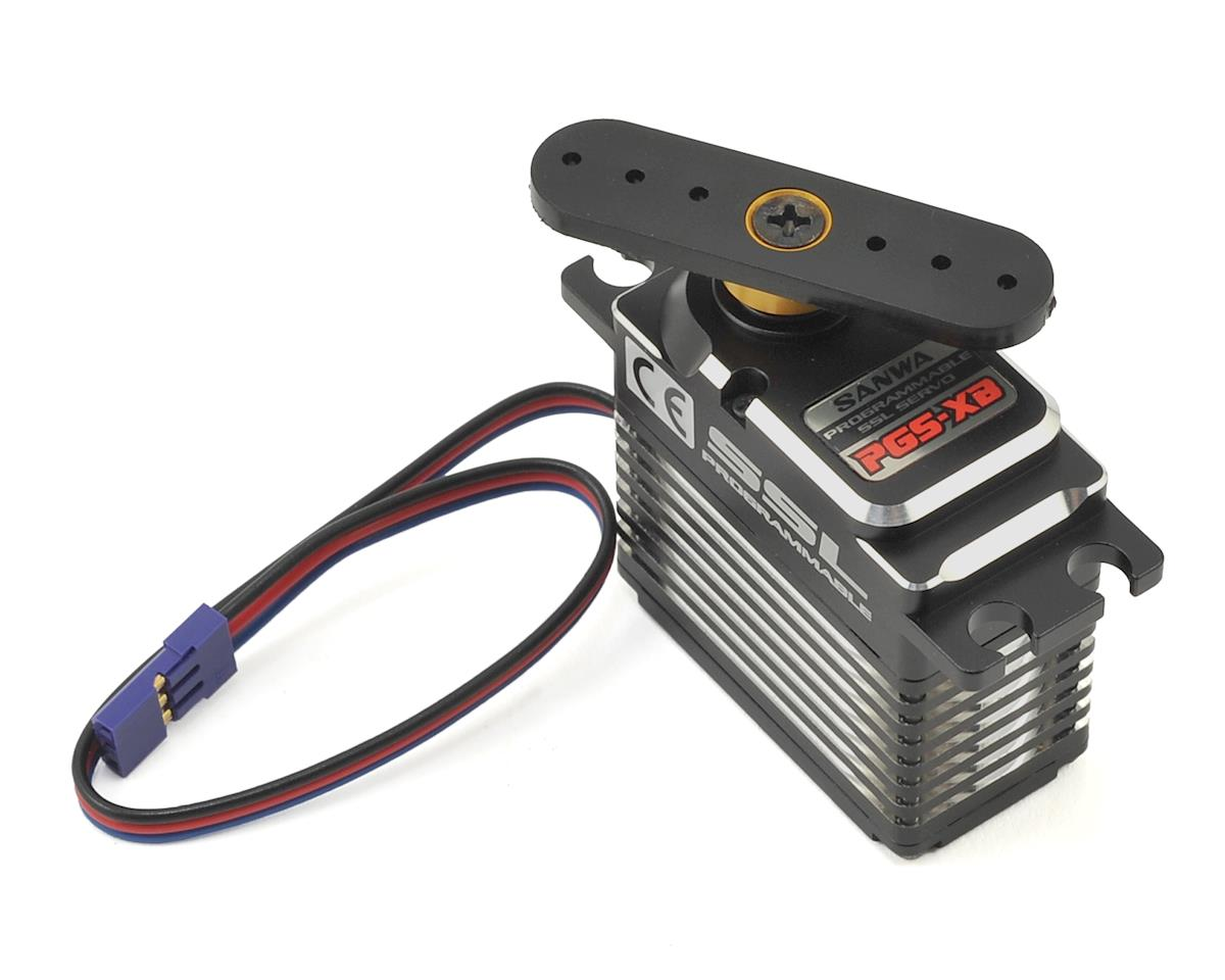 Sanwa/Airtronics PGS-XB High Torque Brushless Servo (High Voltage)