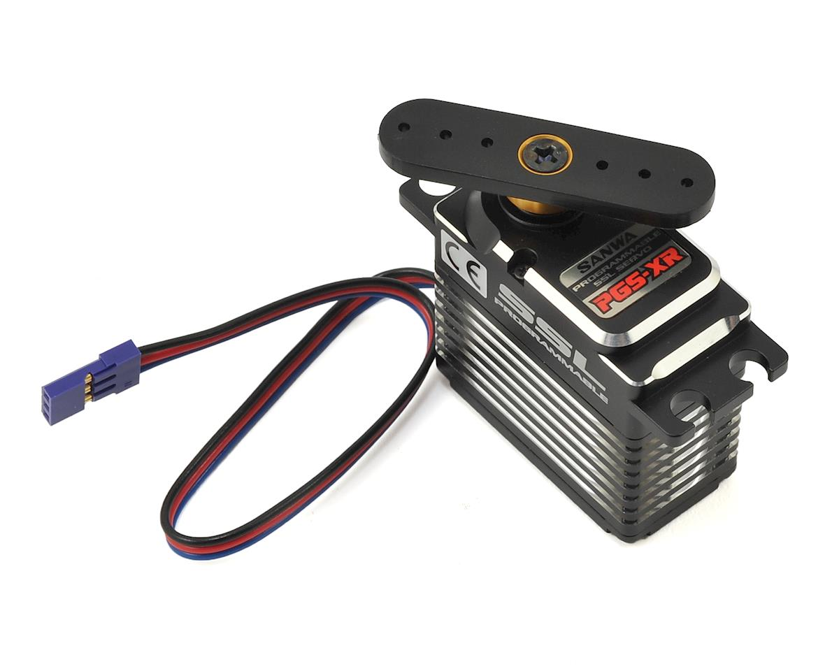 Sanwa/Airtronics PGS-XR High Speed Brushless Servo (High Voltage)