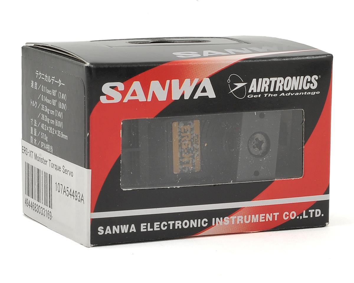 Sanwa/Airtronics ERS-XT Monster Torque Metal Gear Waterproof Digital Servo