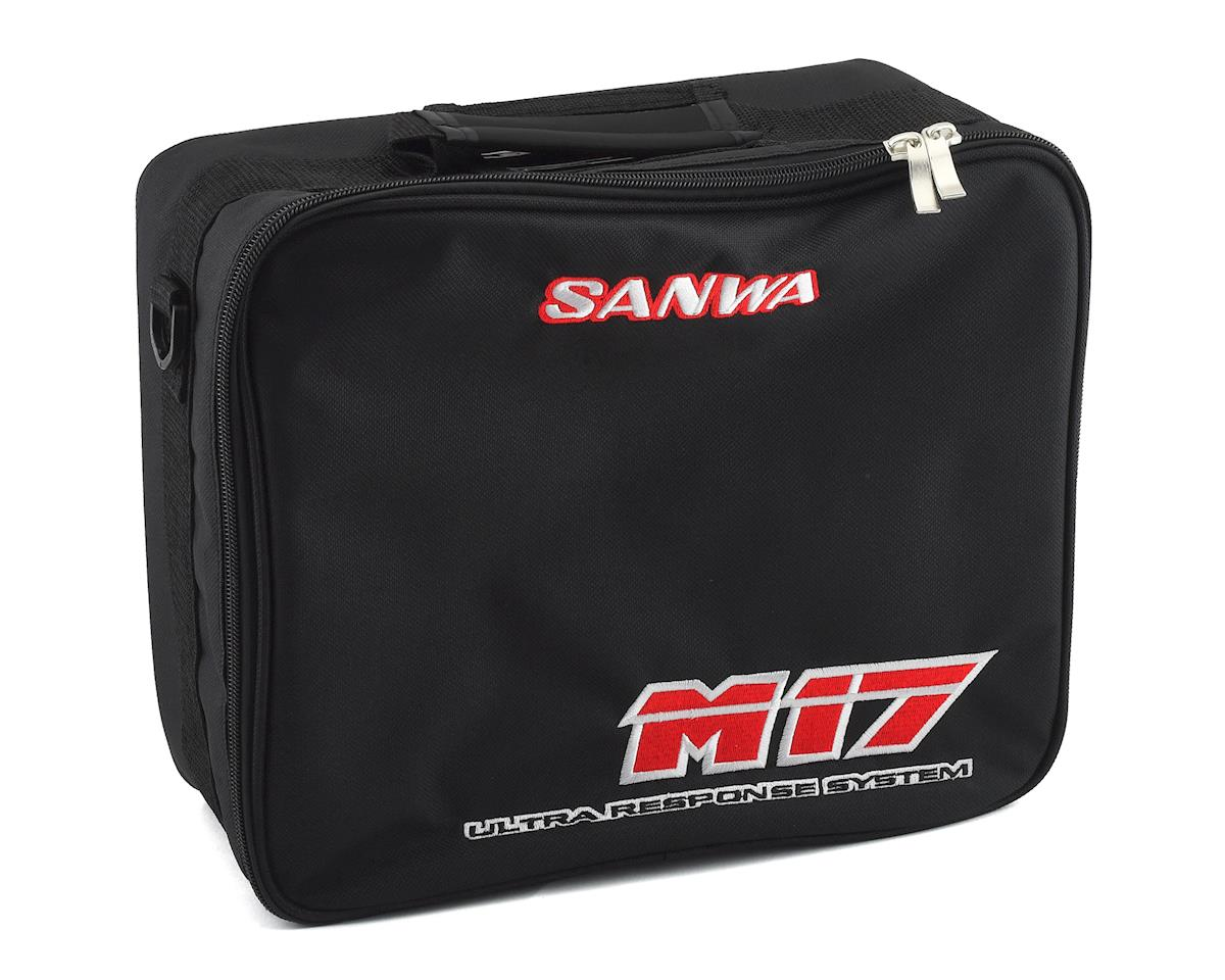 Sanwa/Airtronics M17 Transmitter Bag w/Shoulder Strap