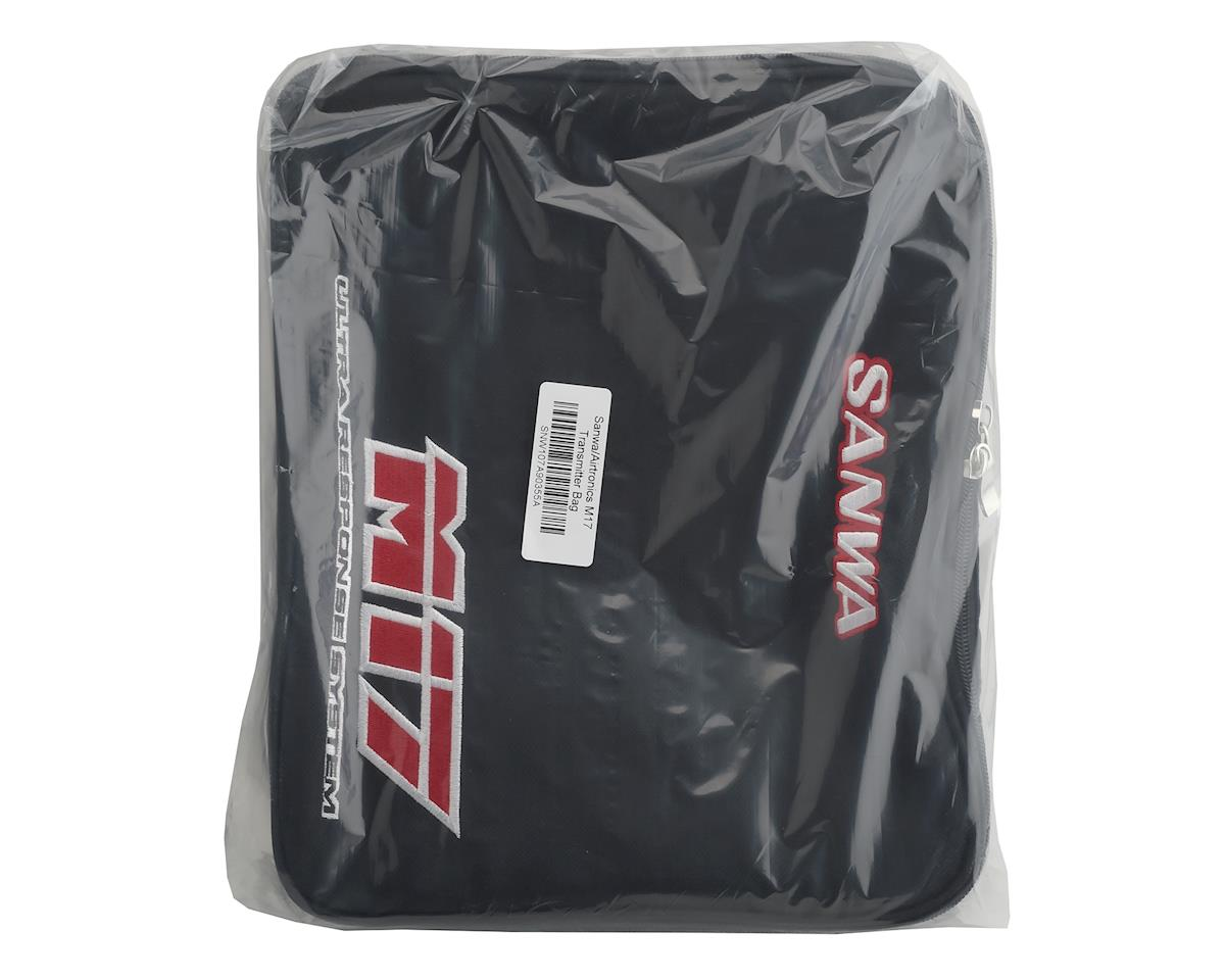 Sanwa/Airtronics M17 Transmitter Bag w/Shoulder Strap