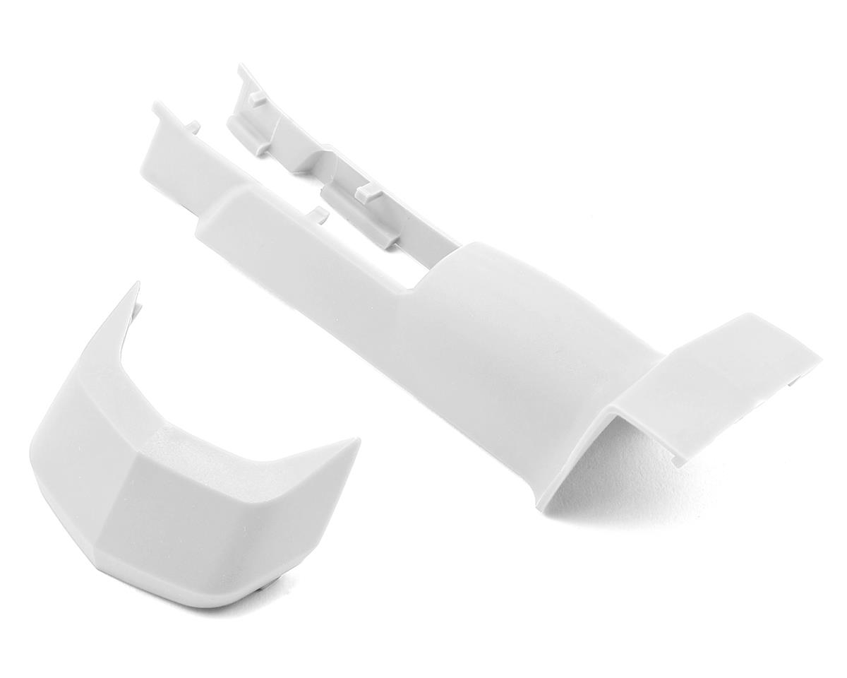 M12/M12S Small Grip & Cover Set (White) by Sanwa/Airtronics