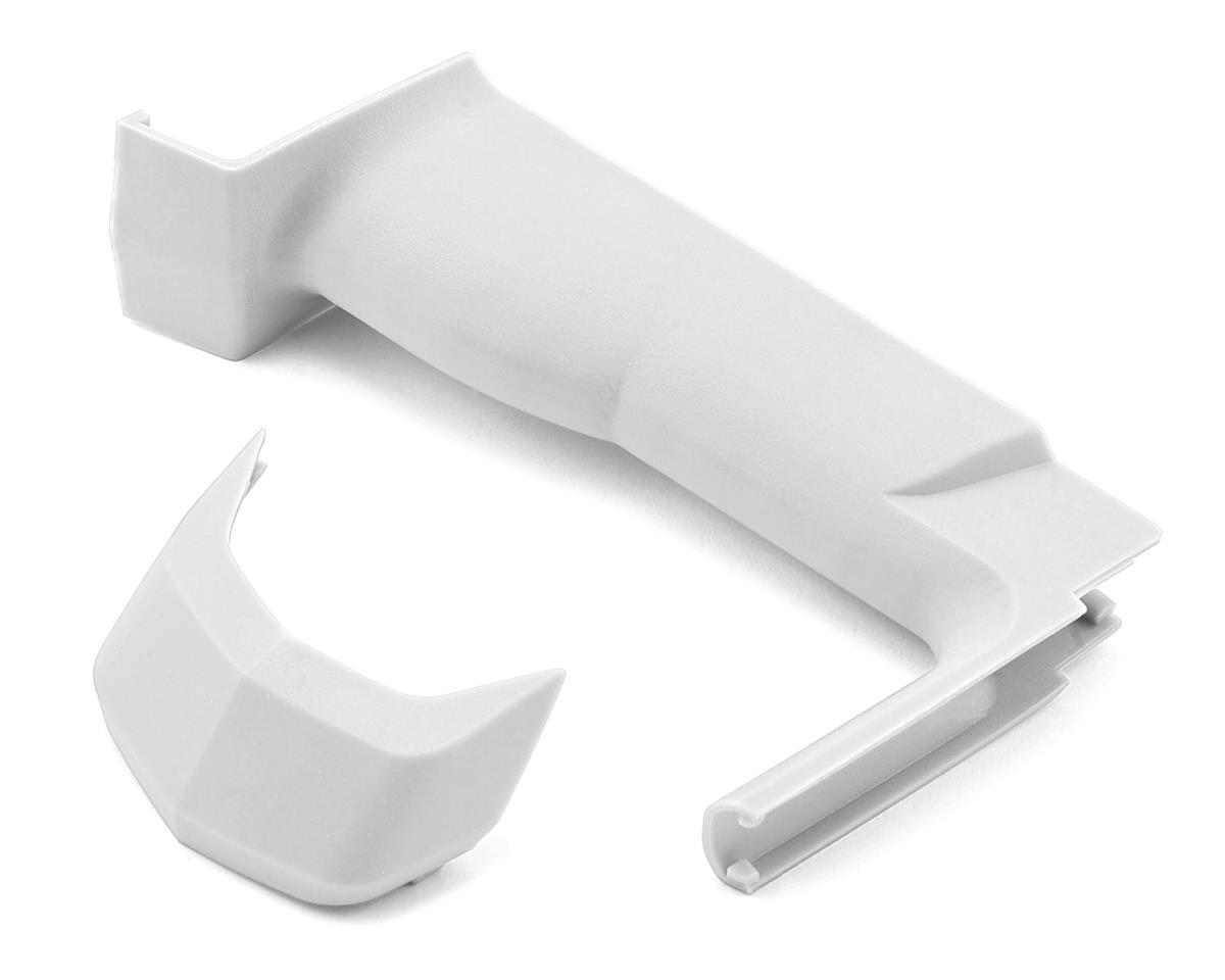 Sanwa/Airtronics M12/M12S Medium Grip & Cover Set (White)