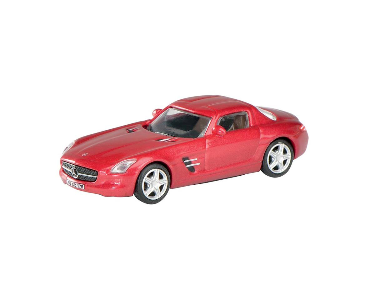 2585500 1/87 Mercedes-Benz SLS AMG Coupe Red