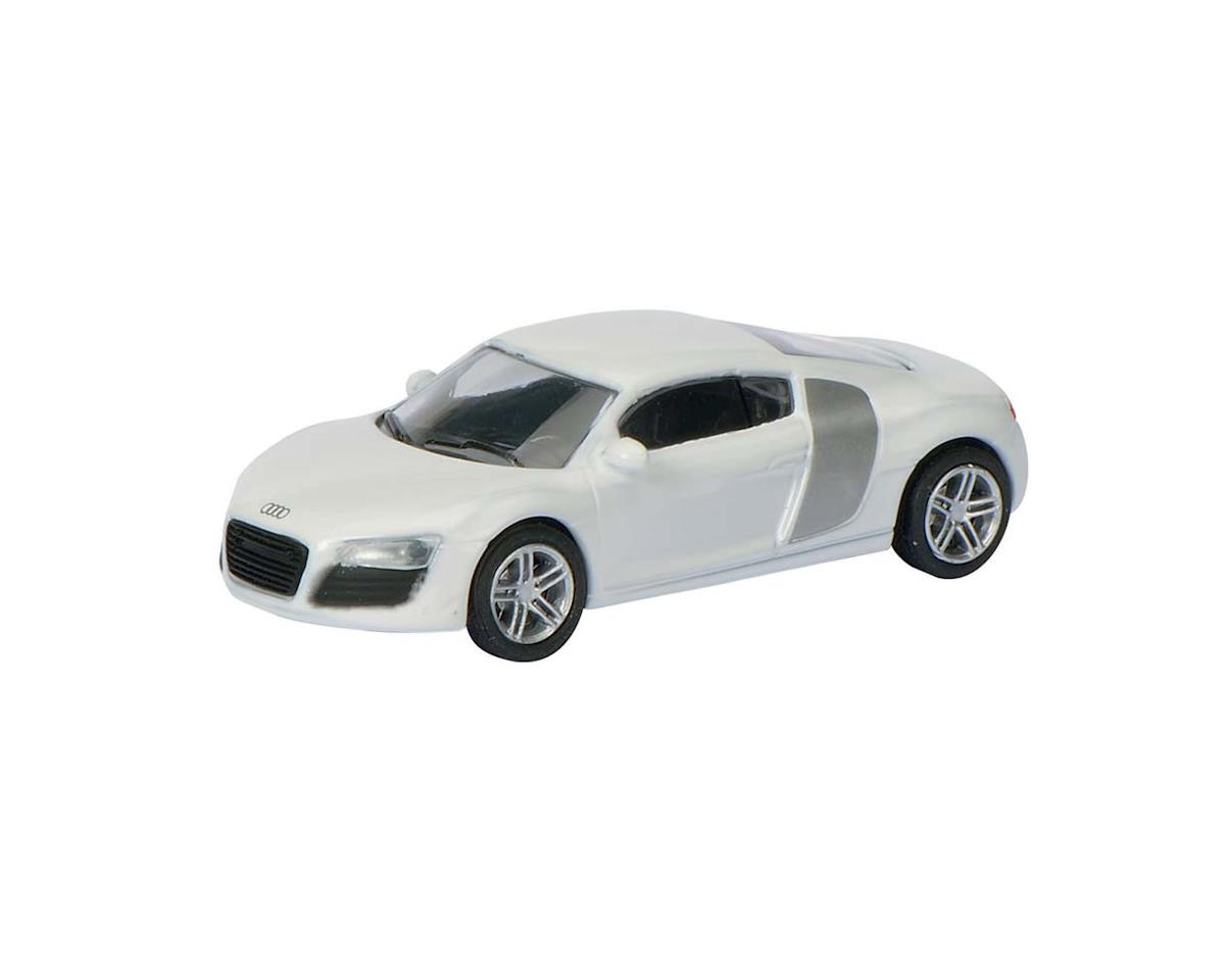 Schuco 2610000 1/87 Audi R8 Coupe White