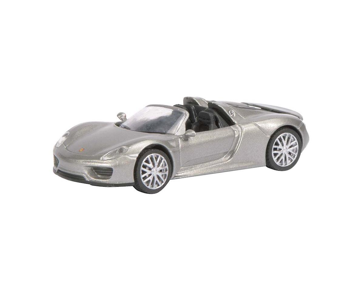 2613900 1/87 Porsche 918 Spider Grey by Schuco