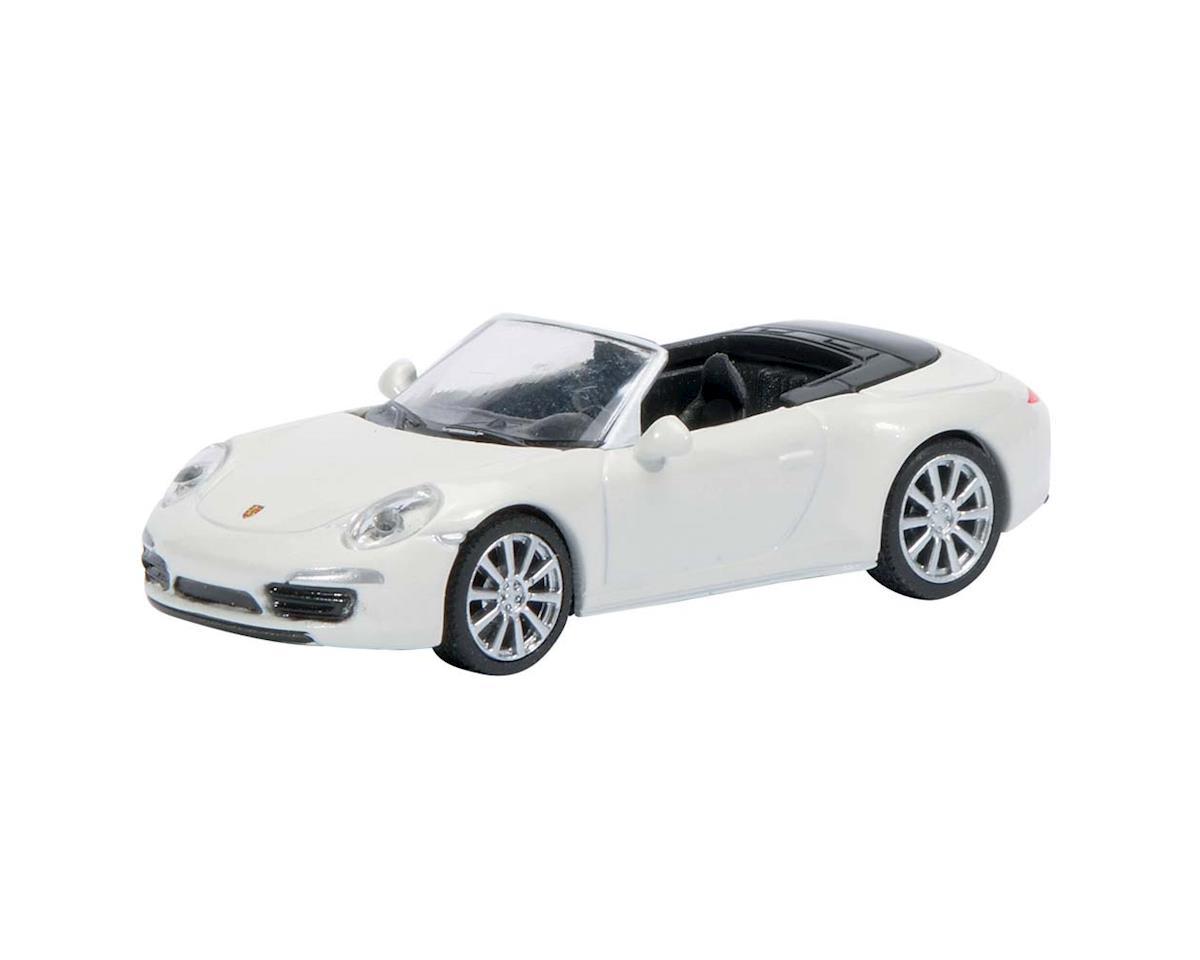 2616400 1/87 Porsche 911 (991) Cabrio White
