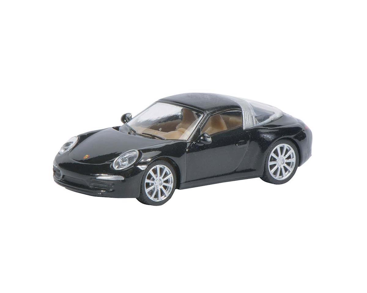 2617100 1/87 Porsche 911 Targa 4S Black