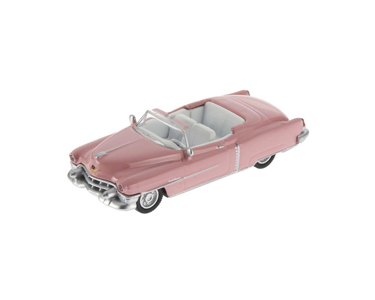 Schuco 1/87 1953 Cadillac Eldorado Pink w/White Int