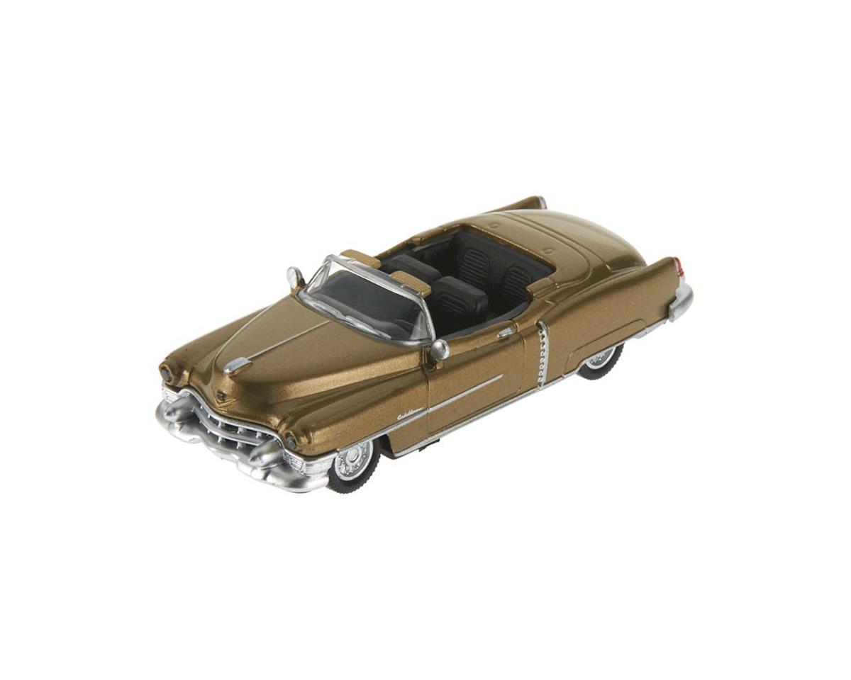 Schuco 1/87 1953 Cadillac Eldorado Gold w/Black Int