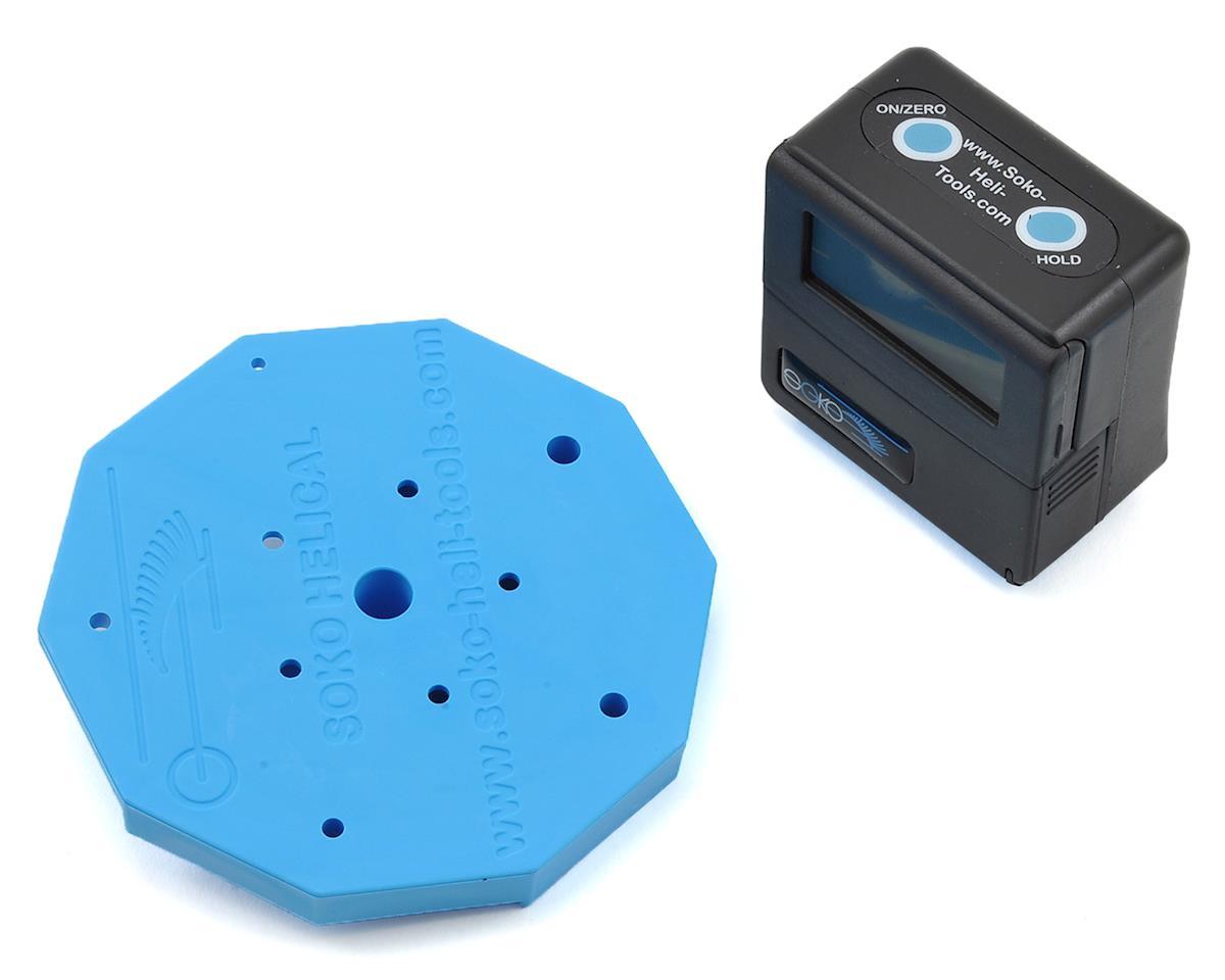 Soko Heli Tools Complete Soko Pitch Gauge Kit [SOKO-KIT ...