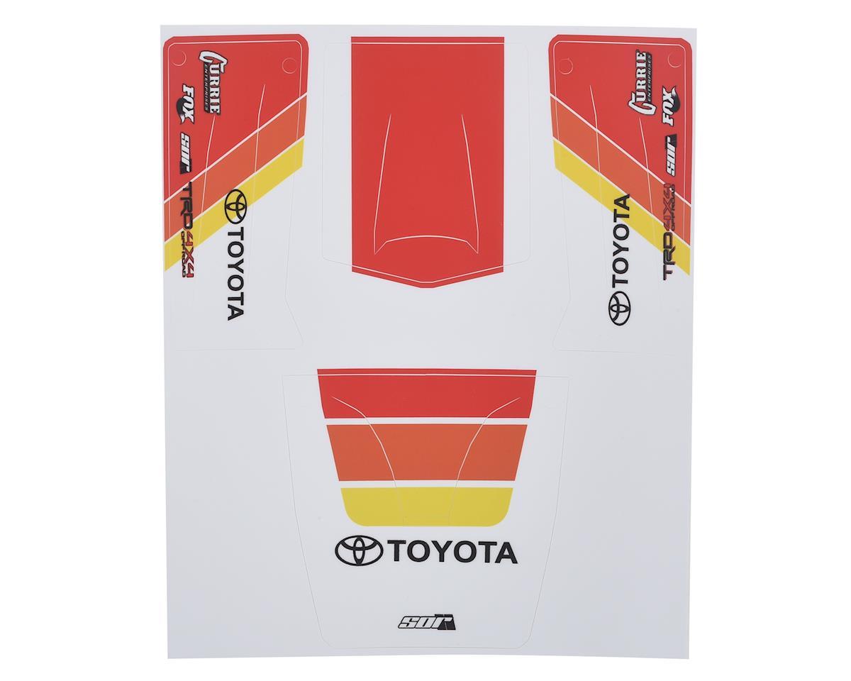 SOR Graphics Ivan Toyota Axial Capra Wrap (Matte)