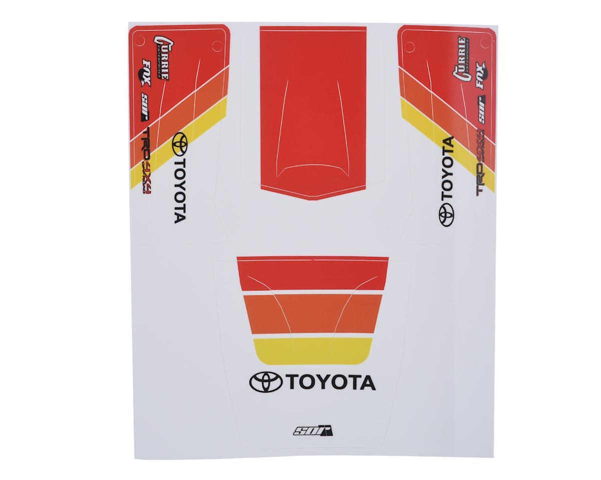SOR Graphics Ivan Toyota Axial Capra Wrap (Gloss)