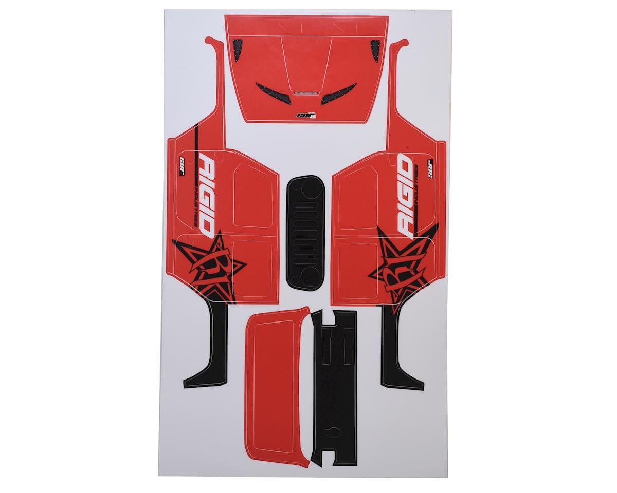 SOR Graphics Axial 2017 JKU Rigid Industries Replica Body Wrap (Matte)