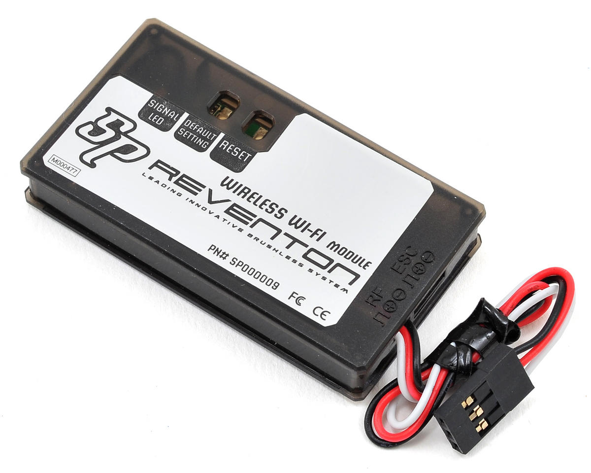 Speed Passion Reventon Wireless WiFi Module