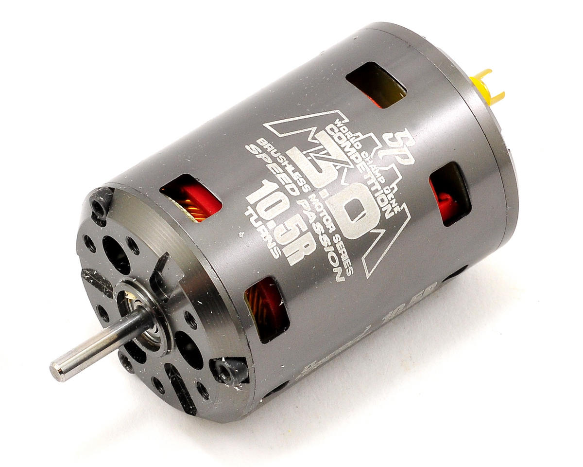 Competition MMM Sensored Brushless Motor (10.5R)