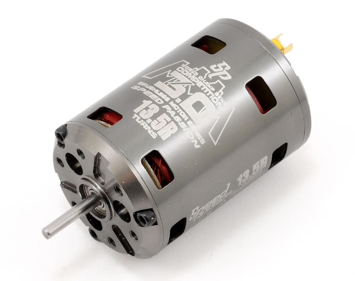 Competition MMM Sensored Brushless Motor (13.5R)