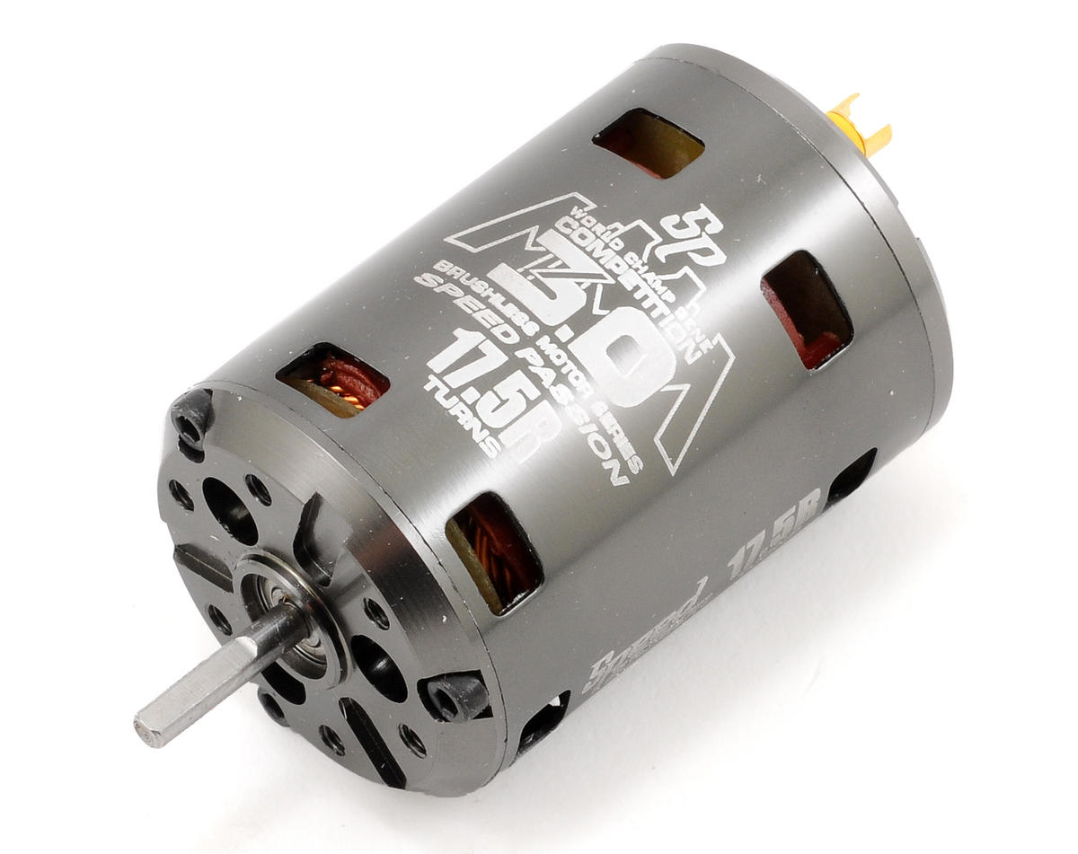 Competition MMM Sensored Brushless Motor (17.5R)