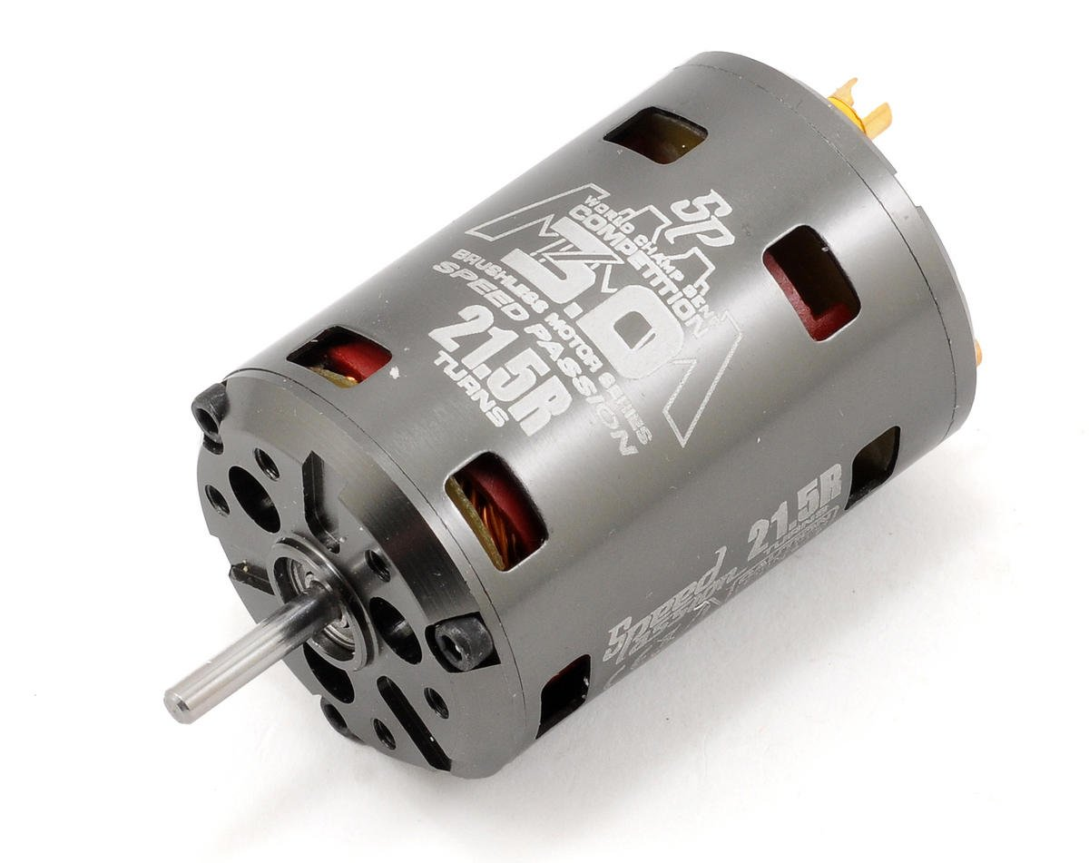 Speed Passion Competition MMM Sensored Brushless Motor (21.5R)
