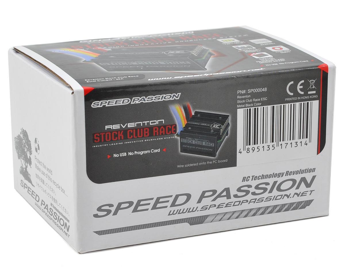 Speed Passion Reventon Stock Club Race Sensored ESC