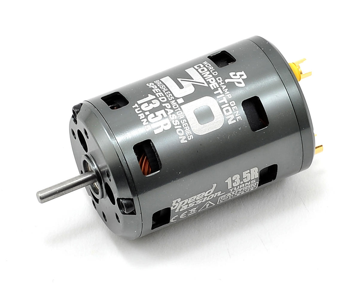 "Speed Passion Competition V3 ""ROAR Spec"" Sensored Brushless Motor (13.5R)"