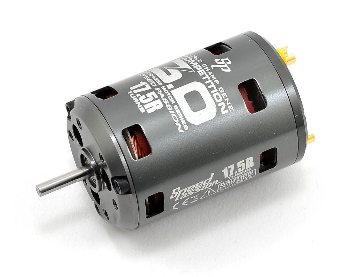"Speed Passion Competition V3 ""ROAR Spec"" Sensored Brushless Motor (17.5R)"