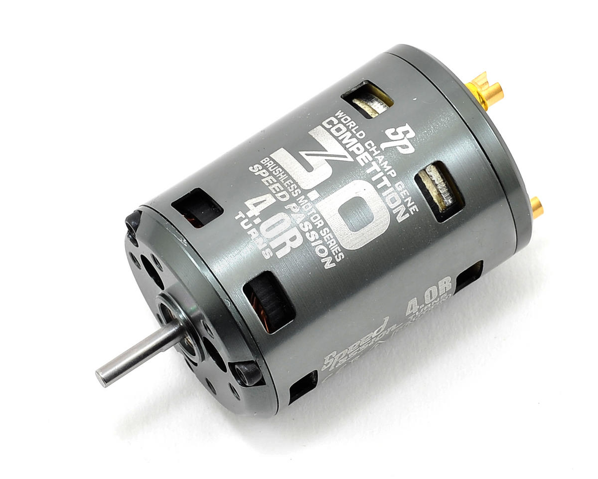 Competition V3 Sensored Brushless Motor (4.0R)