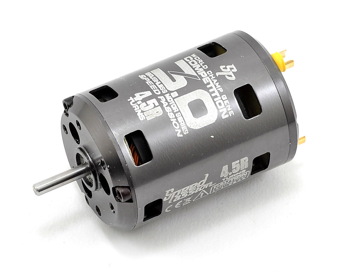 Competition V3 Sensored Brushless Motor (4.5R)